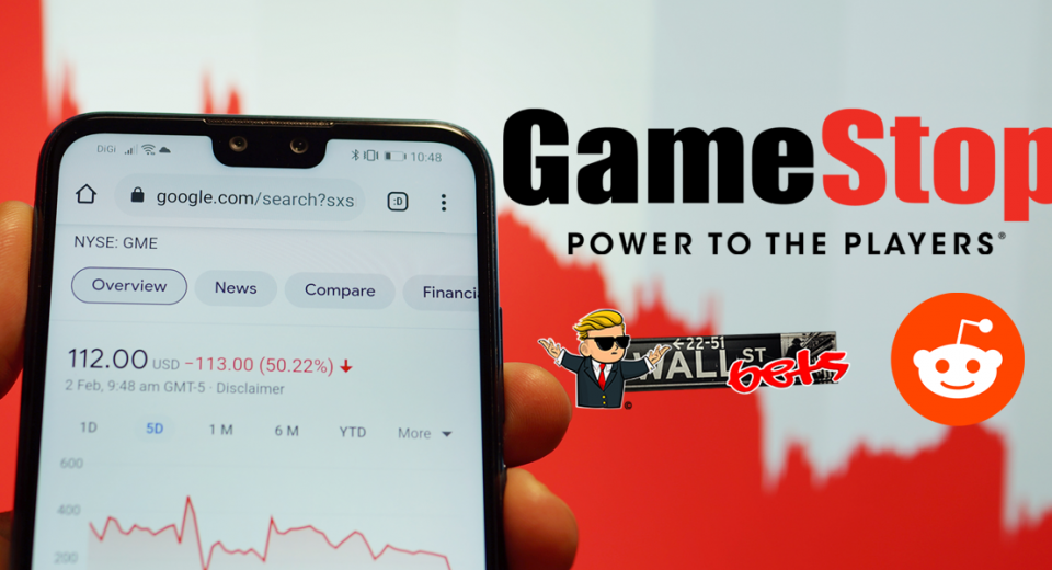 The GameStop Drama - Blackwell Global - Forex Broker